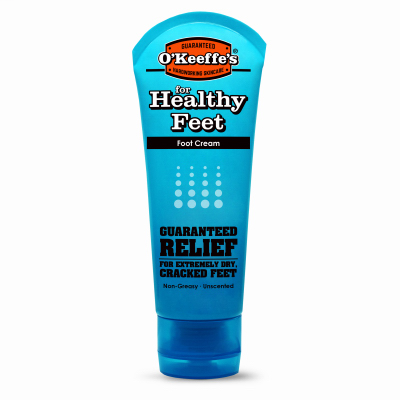 GOR K0280001 O'KEEFE'S HEALTHY FEET CREAM TUBE