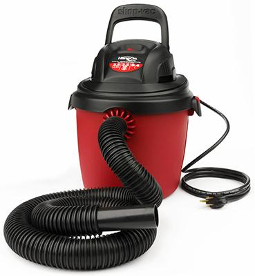 TRU 2036000 2.5GAL 2.5HP WETDRY VAC SHOP-VAC CORP