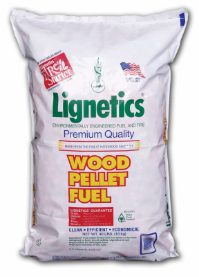 TRU FG10ME 40LB PRM WD PELLET FUEL LIGNETICS OF MAINE LLC