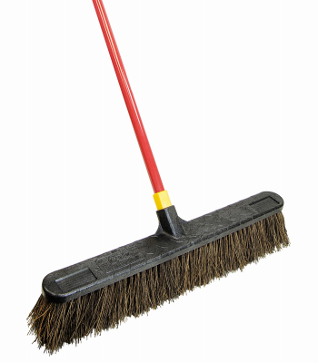 TRU 536 24IN PUSH BROOM QUICKIE MFG