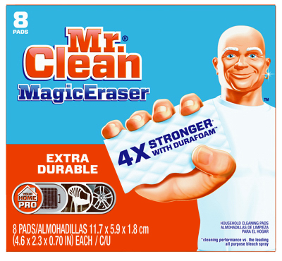 TRU 23822 8CT XPWR MAGIC ERASER PROCTER & GAMBLE