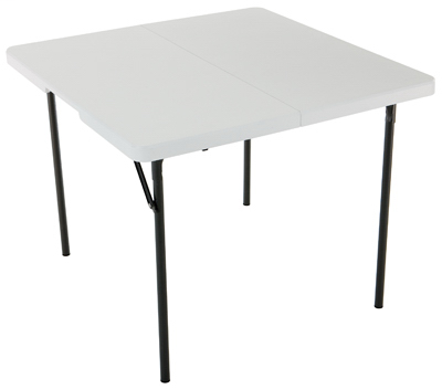 TRU LIFETIME 80100 37X37 TABLE