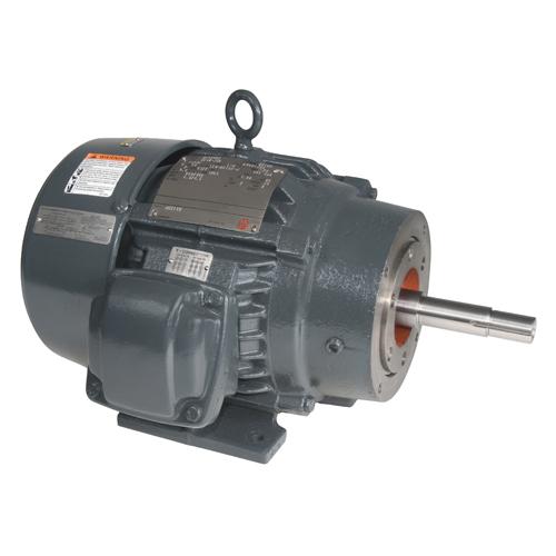 3 HP,1765 RPM,XJ3P2BM,230/460 V,60,182JM