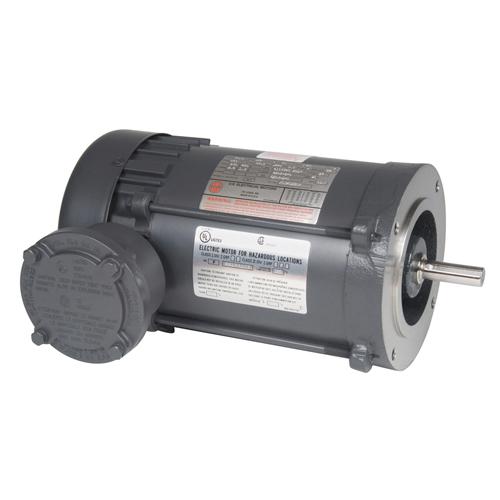 1 HP,1760 RPM,X1P2BCR,230/460 V,60,143TC