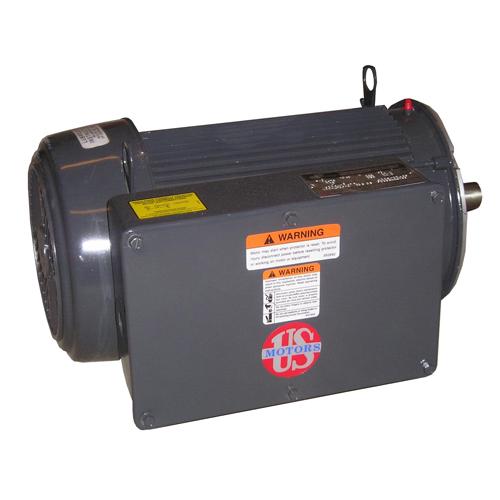 10 HP,1735 RPM,FDU10CM2K21,230 V,60,215T