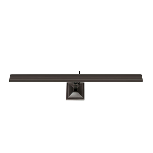 "WAC PL-LED24-27-RB 24-7/8"" LED PICTURE LIGHT 16.9W RUBBED BRONZE, HARDWIRED"