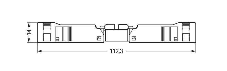 WAGO 890-123 Wire Connector
