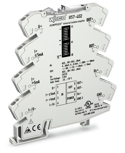 Mayer-JUMPFLEX® signal conditioner; universal isolation amplifier; configurable-1