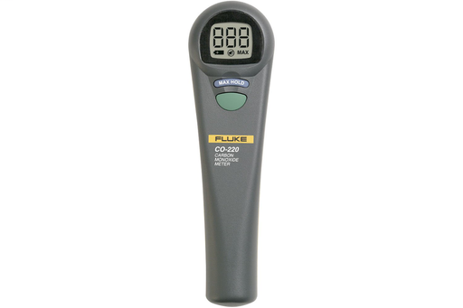 Fluke CO-220 Carbon Monoxide Meter Fluke CO-220