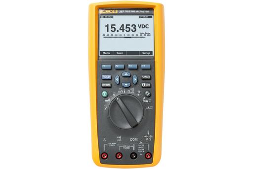 Fluke 287 True-RMS Electronics Logging Multimeter Fluke 287