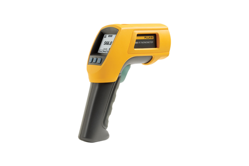 566 Thermal Gun Infrared & Contact Thermometer Fluke 566