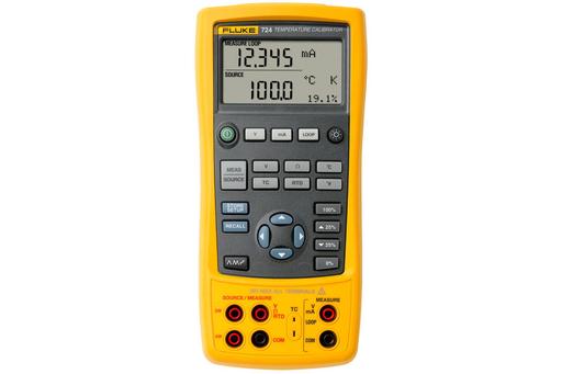Fluke 724 Temperature Calibrator Fluke 724