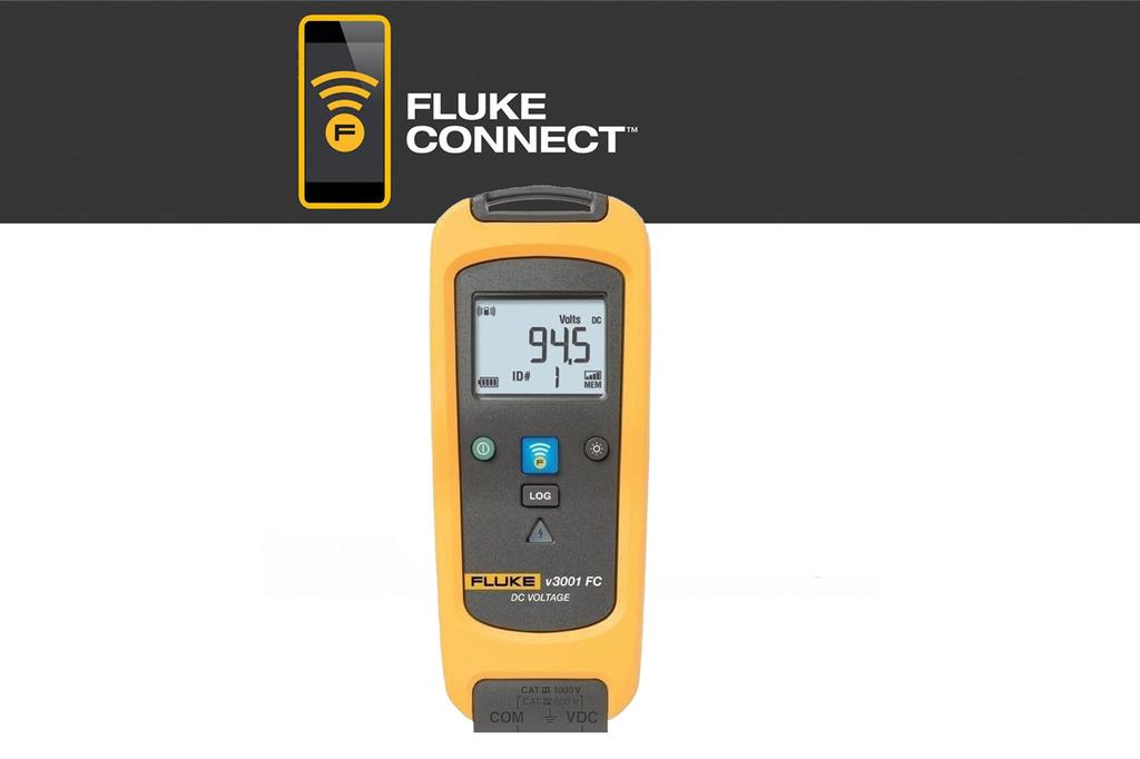 Fluke Electronics FLK-V3001FC Wireless DC Voltage Module