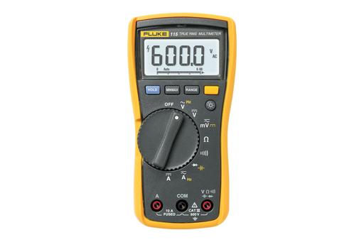 Fluke 115 Field Technicians Digital Multimeter Fluke 115