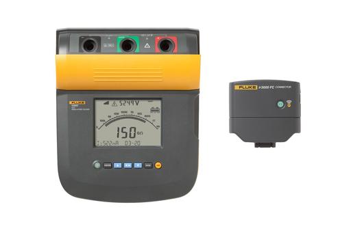 Fluke 1555 FC 10 kV Insulation Tester Fluke 1555/Kit
