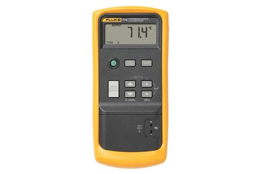 Fluke 714 Thermocouple Calibrator Fluke 714