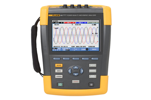 FLK FLUKE-434-II PQ AND ENERGY ANALYZER