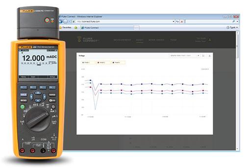Fluke 289 True-RMS Data Logging Multimeter Fluke 289
