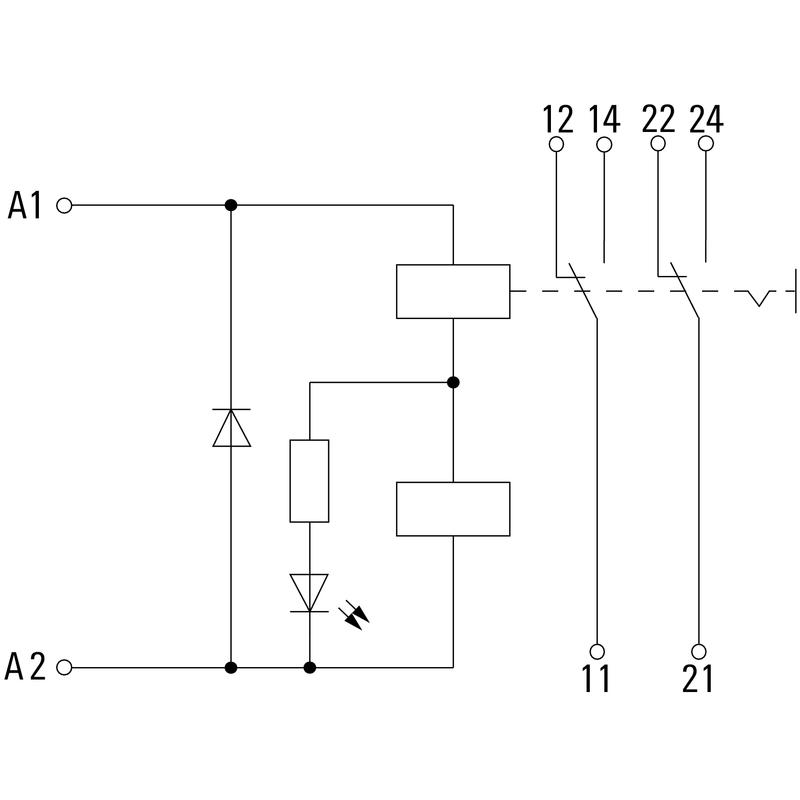 DRIKIT 12VDC 2CO LD/PB