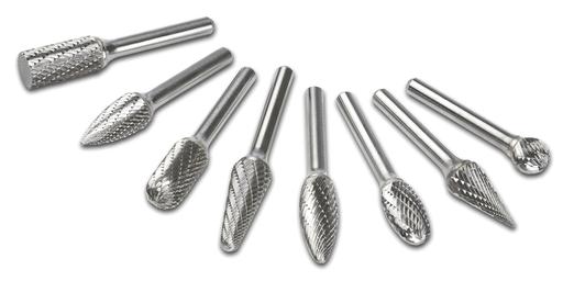 """Carbide Burs - Size SG-5L6 - Grit 1"""""""