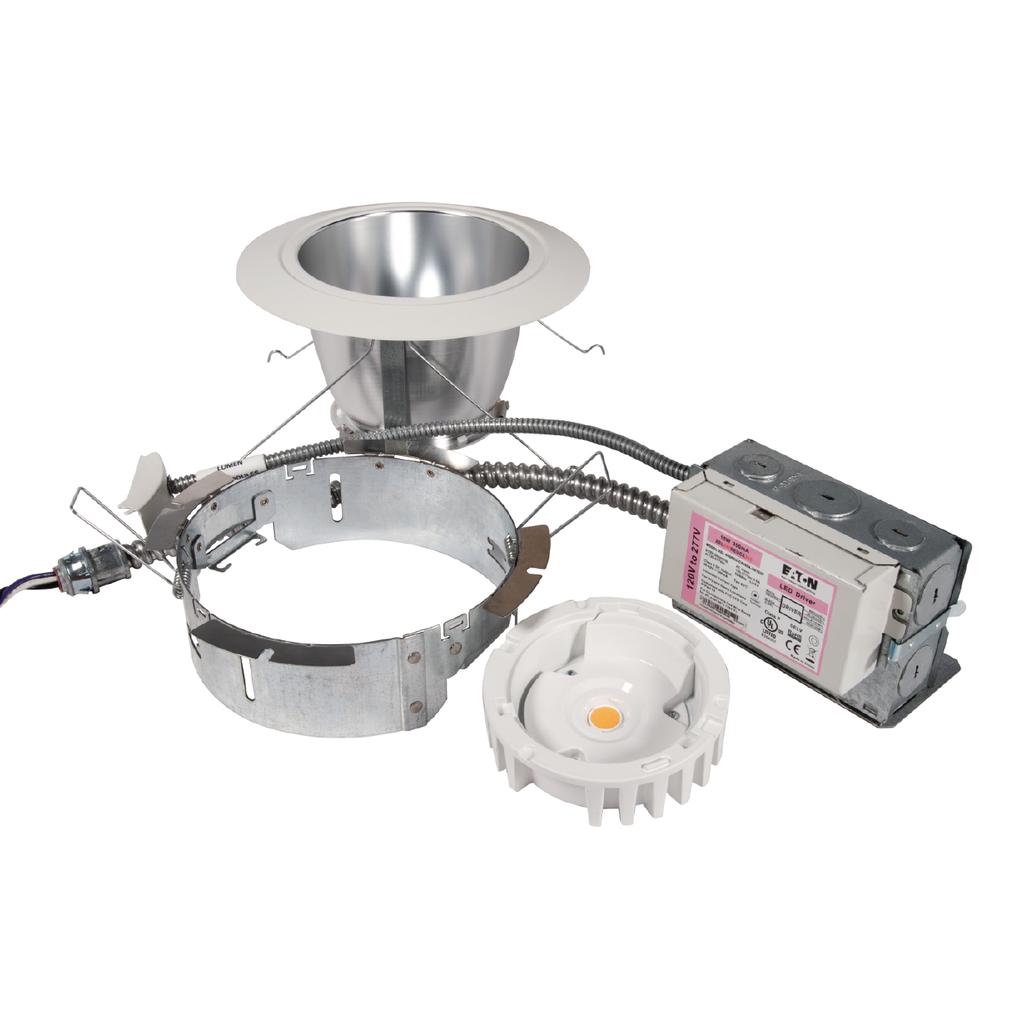 Mayer-HC6 Retrofit LED Kit, 2000 lumens, UNV, 0-10V-1