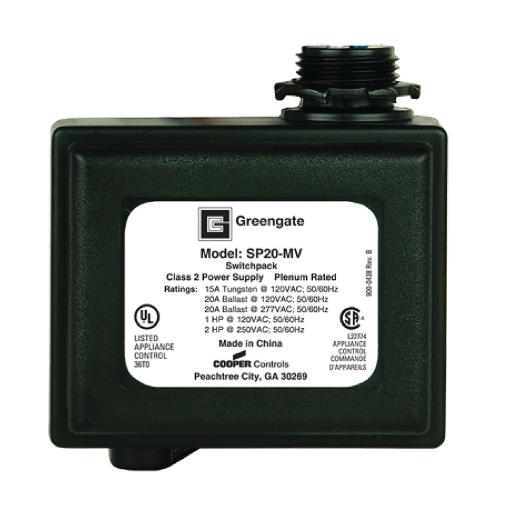 ETNCL-CAN SP20-MV SWITCHPACK, HEAVY