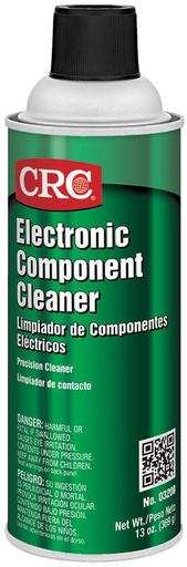 Electronic Component Cleaner, 13 Wt Oz