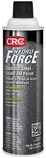 Mayer-HydroForce® Stainless Steel Cleaner and Polish, 18 Wt Oz-1