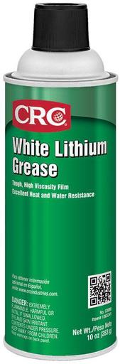 White Lithium Grease, 10 Wt Oz