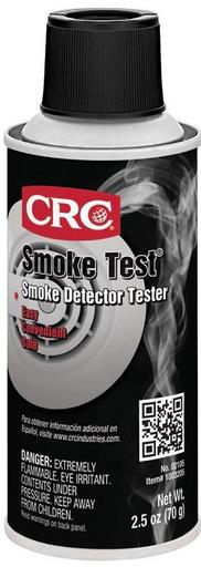 Smoke Test® Brand Smoke Detector Tester, 2.5 Wt Oz