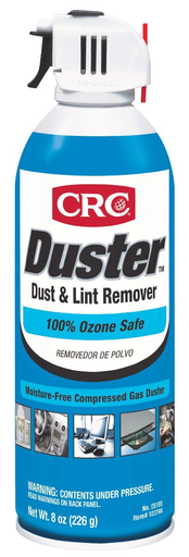 Mayer-Duster™ Moisture-Free Dust & Lint Remover, 8 Wt Oz-1