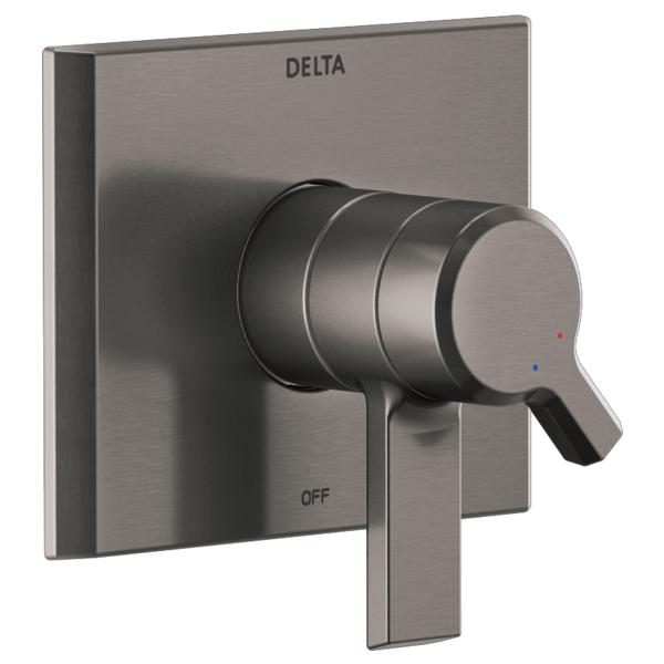 DELTA® T17099-KS Monitor® 17 Valve Only Trim, Black/Stainless Steel