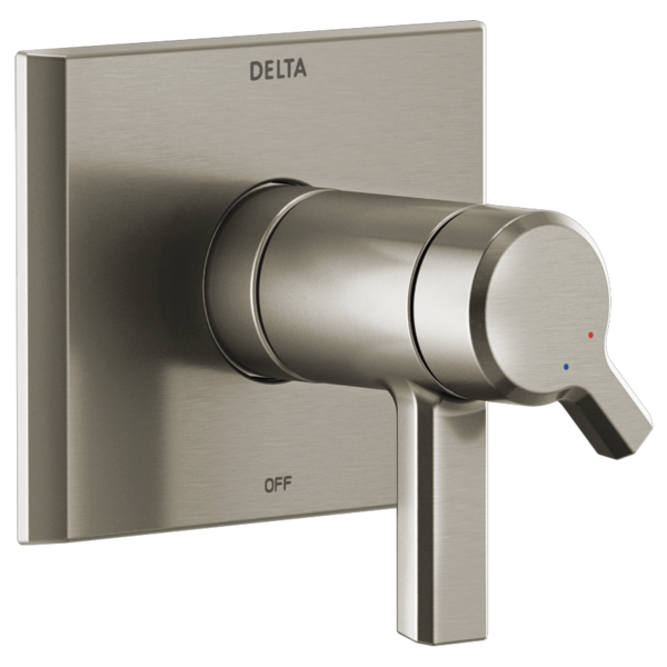 DELTA® T17T099-SS TempAssure® 17T Valve Only Trim, 2.5 gpm Shower, Stainless Steel