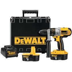 DEWALT DCD950KX 18 Volt 0 - 500/0-1250/0 - 2000 RPM Cordless Hammer Drill and Driver