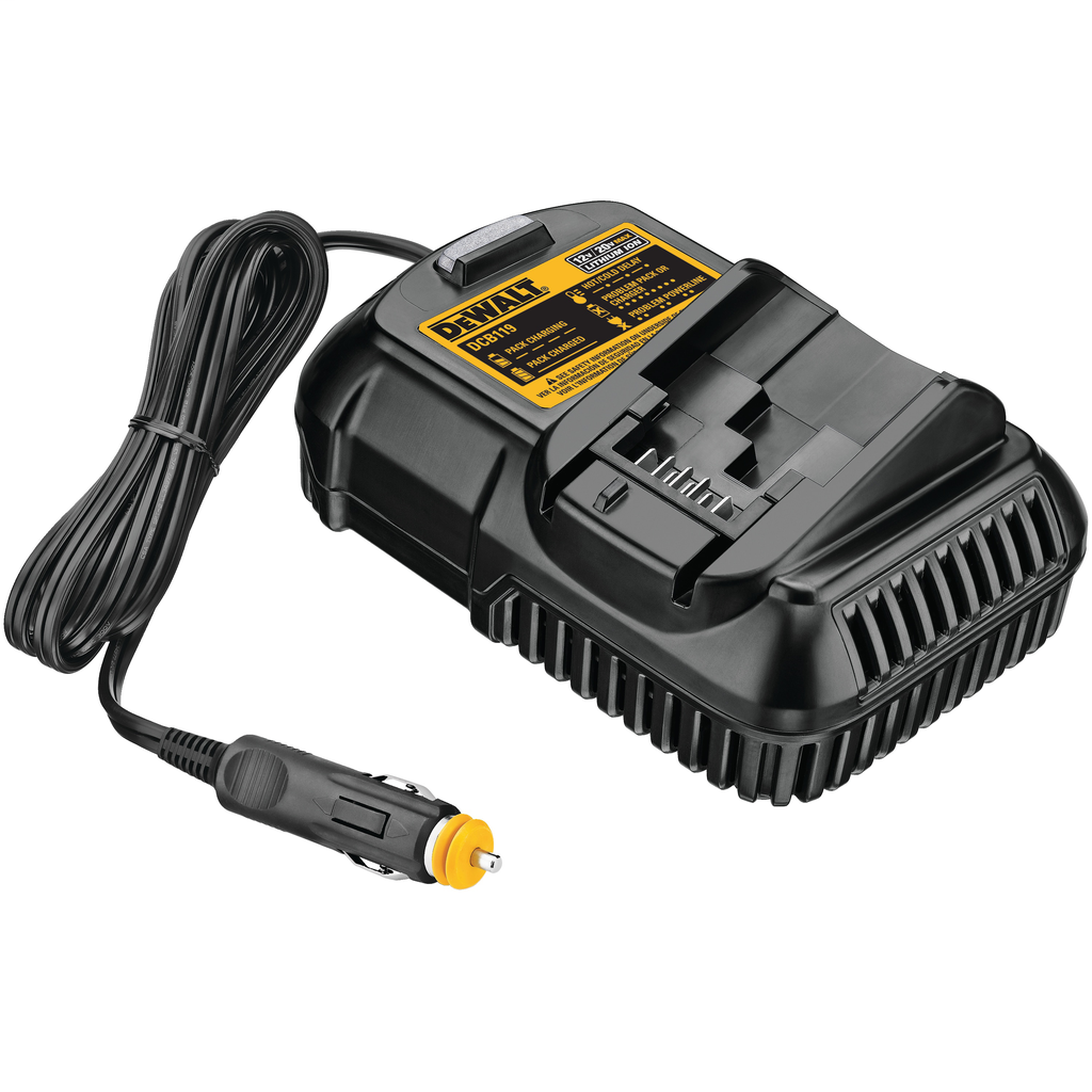 DeWalt DCB119 12 to 20 Volt Max Lithium-ion Vehicle Battery Charger