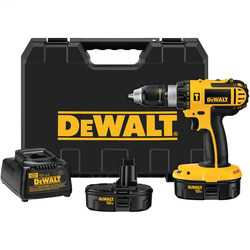 DEWALT DC725KA 18 Volt Cordless Compact Hammer Drill and Driver