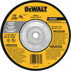 B&D DW8407 7 X 1/4 X 5/8IN-11 ALUMI