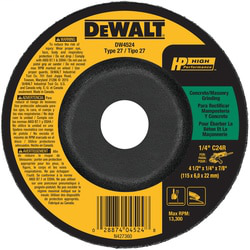 B&D DW4524 4-1/2 X 1/4 X 7/8IN MASO