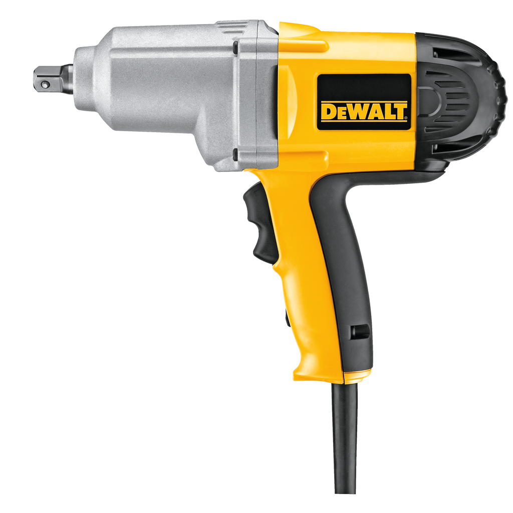"""DeWalt DW292 1/2"""" (13mm) Impact Wrench with Detent Pin Anvil"""