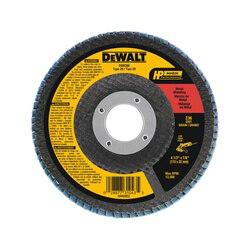 "DeWalt DW8306 4-1/2"" x 7/8"" 36g type 29 HP flap disc"