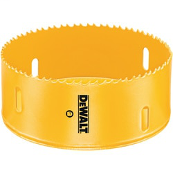 DEWALT D180064 4 Inch Diameter 85 RPM Bi-Metal Hole Saw