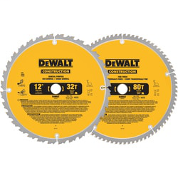 B&D DW3128P5 12IN CIRCULAR SAW BLAD