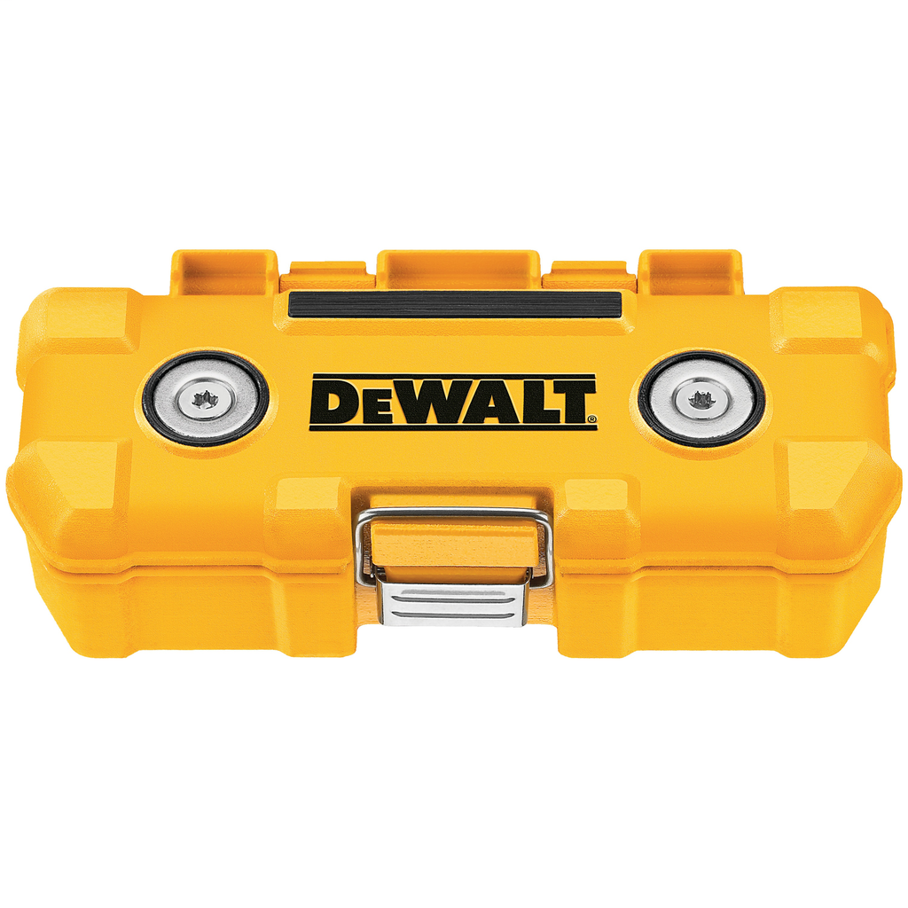 DEWALT DWMTC15 15-Piece Magnetic Tough Case