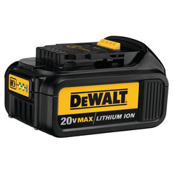 DEWALT DCB200 20V Max Li-IonBattery Pack (3.0 Ah)