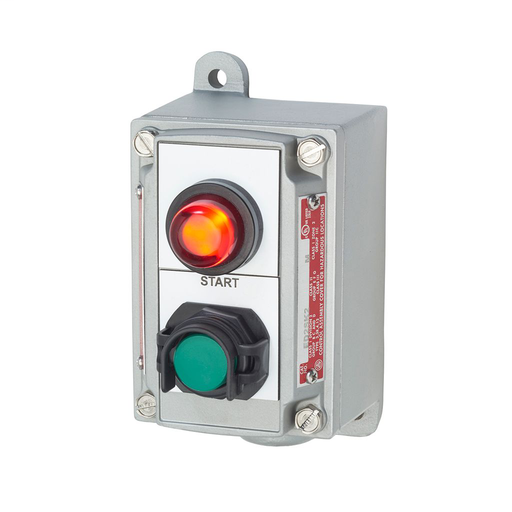 Mayer-Appleton™ Division 2 Contender™ Series Control Stations and Pilot Lights - PN UCPLG-1