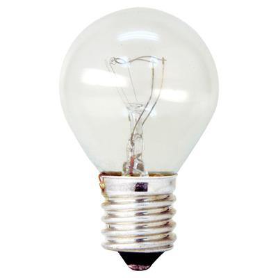 """General Electric GE 7 1//2S//CW 115-125V Incandescent Indicator Lamps /""""White/"""" Bulb"""