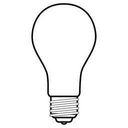 Incandescent, Halogen & Quartz Lamps