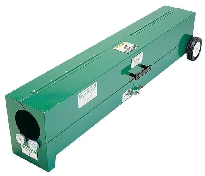 Greenlee 851 2300/3600 W 20 Amp 120 VAC Metal Electric PVC Heater