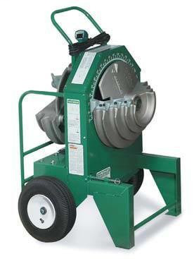 Greenlee 555C 120 VAC 20 Amp GFCI Protected Electric Bender