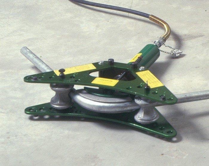 Greenlee 880 2 Inch Rigid Aluminum Conduit Bender